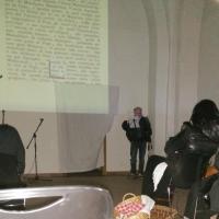 Matteo Ripa - Giornata studio - Vincenzo Paudice