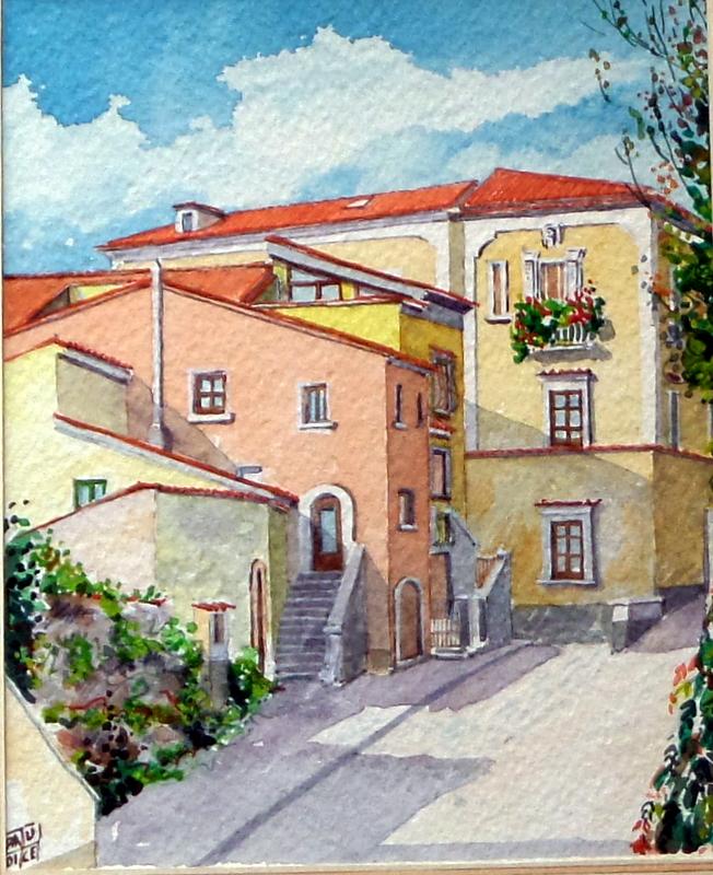 Vincenzo Paudice - Eboli, Via Castello 2