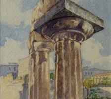 Vincenzo Paudice - Siracusa, Tempio di Apollo