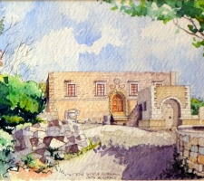 Paudice Vincenzo - Etia, Borgo veneziano
