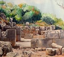 Vincenzo Paudice - Latò, Grande Tempio