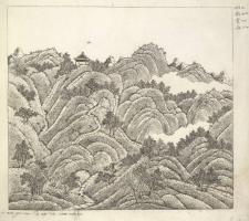 Matteo Ripa - 四面雲山, Jehol