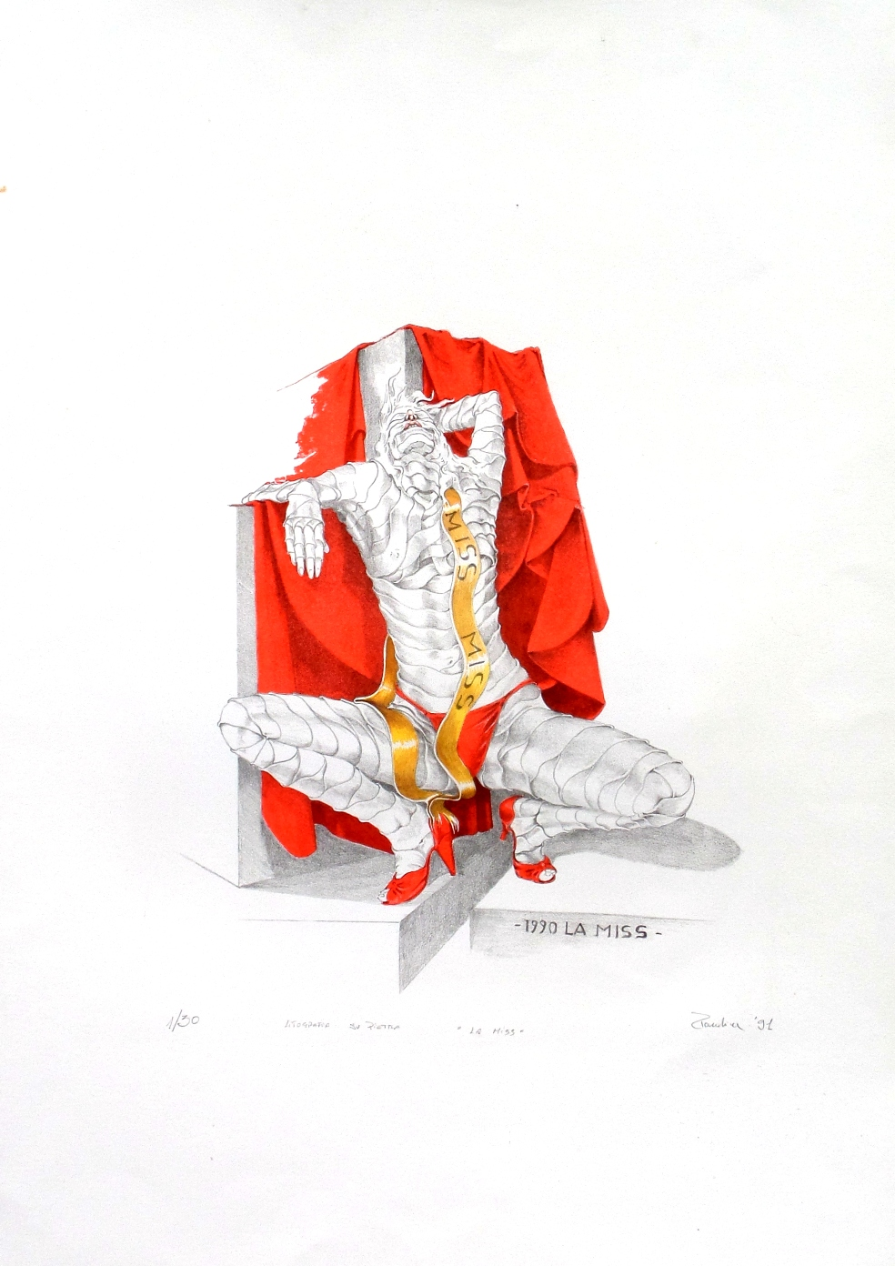 Vincenzo Paudice - La Miss