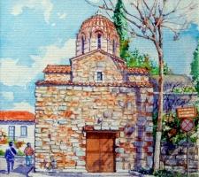 Vincenzo Paudice - Atene, Chiesa della Trasfigurazione