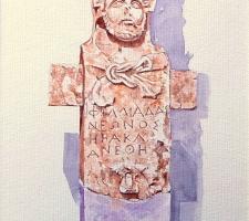 Vincenzo Paudice - Messene, Erma di Eracle