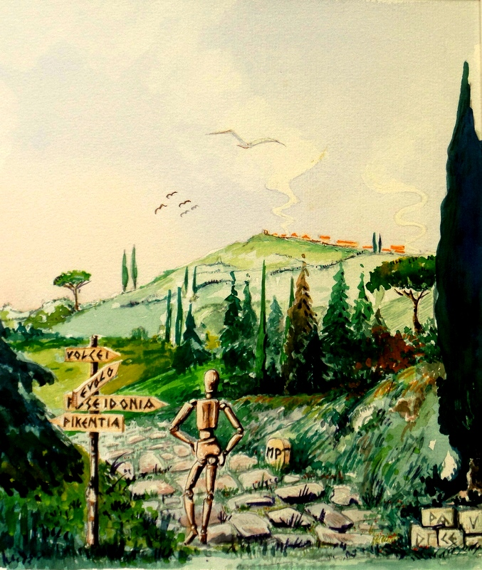 Vincenzo Paudice - Androxilos ad Evolo