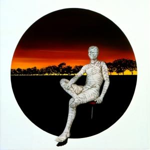 Vincenzo Paudice - Ritratto di critico d'arte
