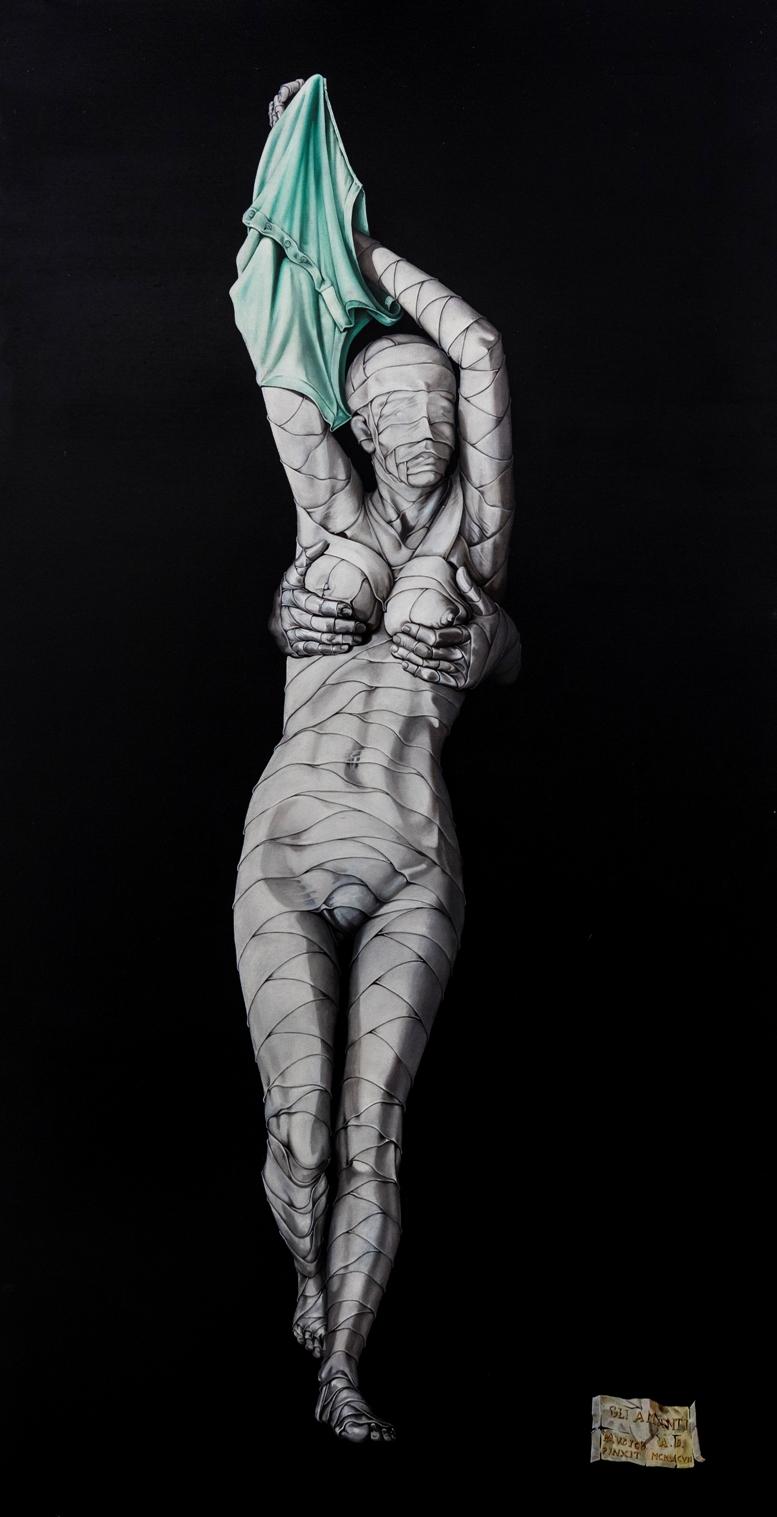 Vincenzo Paudice - Gli amanti