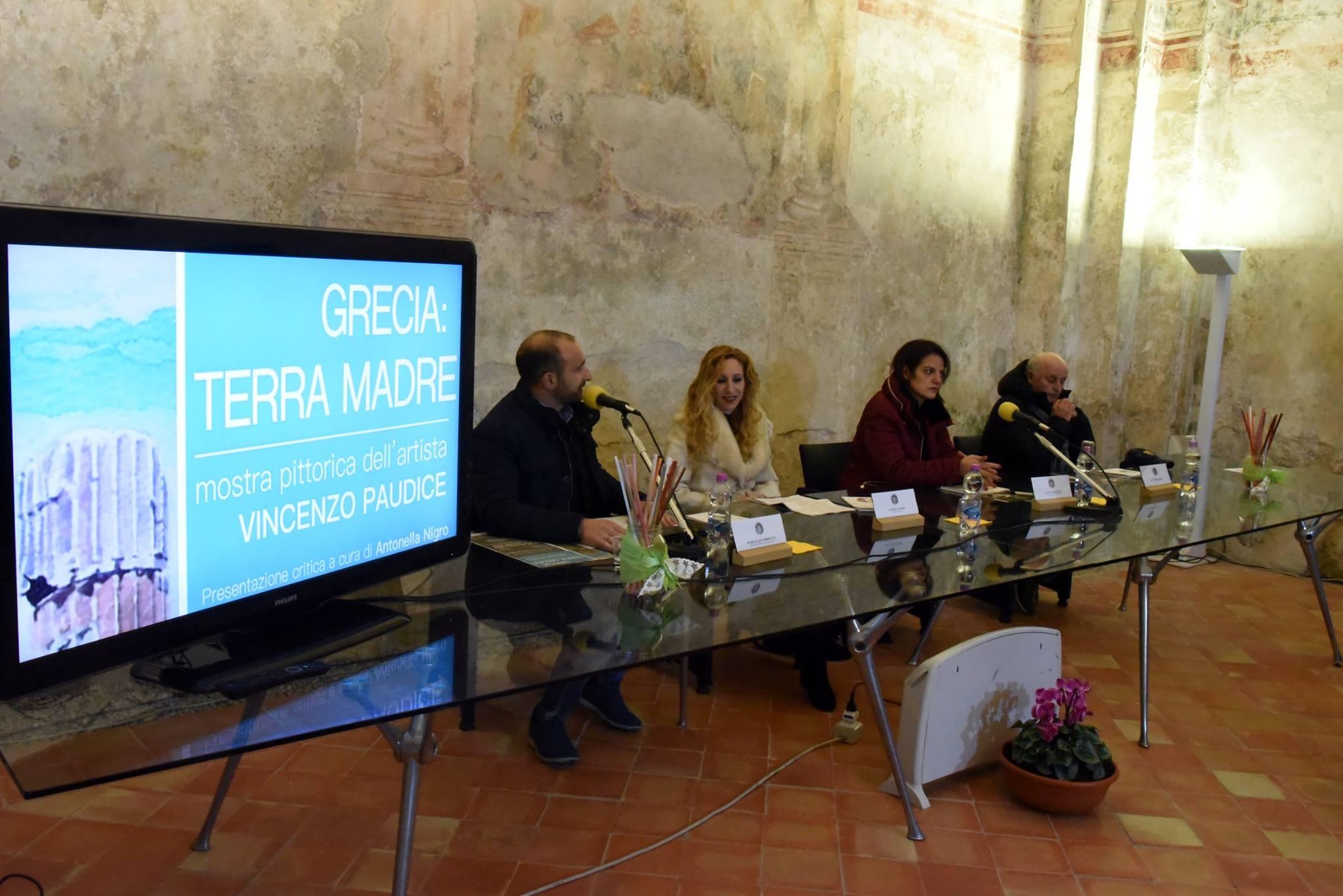 Buccino, Grecia: Terra Madre